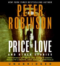 Price of Love and Other Stories - Peter Robinson - audiobook