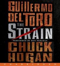 Strain - Guillermo del Toro - audiobook