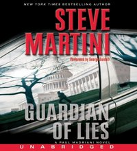 Guardian of Lies - Steve Martini - audiobook