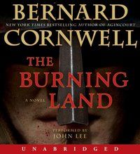 Burning Land - Bernard Cornwell - audiobook