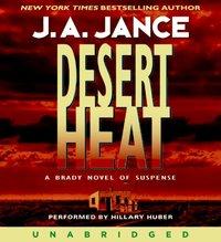 Desert Heat - J. A. Jance - audiobook