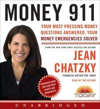 Money 911 - Jean Chatzky - audiobook
