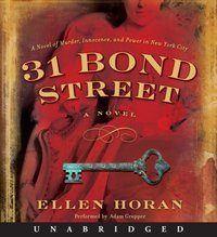 31 Bond Street - Ellen Horan - audiobook