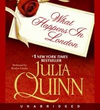 What Happens in London - Julia Quinn - audiobook