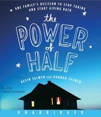 Power of Half - Kevin Salwen - audiobook