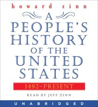 People's History of the United States - Howard Zinn - audiobook