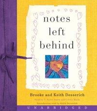 Notes Left Behind - Brooke Desserich - audiobook