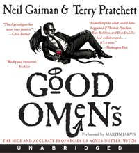 Good Omens - Neil Gaiman - audiobook