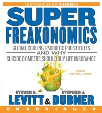 SuperFreakonomics - Steven D. Levitt - audiobook