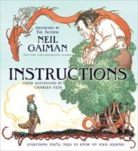 Instructions - Neil Gaiman - audiobook
