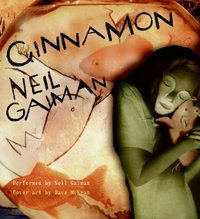 Cinnamon - Neil Gaiman - audiobook