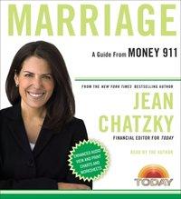 Money 911: Marriage - Jean Chatzky - audiobook