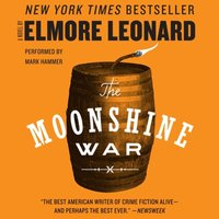 Moonshine War - Elmore Leonard - audiobook