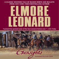 Gunsights - Elmore Leonard - audiobook