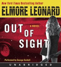 Out of Sight - Elmore Leonard - audiobook