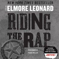 Riding the Rap - Elmore Leonard - audiobook