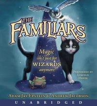 Familiars - Adam Jay Epstein - audiobook