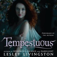 Tempestuous - Lesley Livingston - audiobook