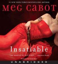 Insatiable - Meg Cabot - audiobook