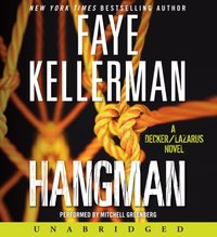 Hangman - Faye Kellerman - audiobook