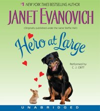 Hero at Large - Janet Evanovich - audiobook