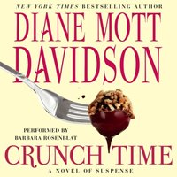 Crunch Time - Diane Mott Davidson - audiobook