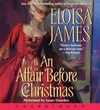Affair Before Christmas - Eloisa James - audiobook