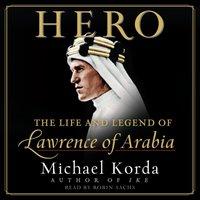 Hero - Michael Korda - audiobook