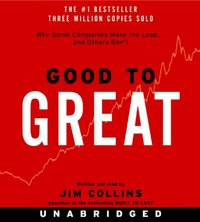 Good to Great - Jim Collins - audiobook