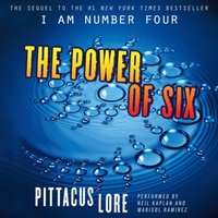 Power of Six - Pittacus Lore - audiobook