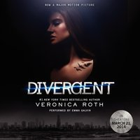 Divergent - Veronica Roth - audiobook