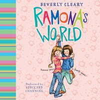 Ramona's World - Beverly Cleary - audiobook