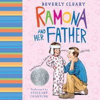 Ramona and Her Father - Beverly Cleary - audiobook