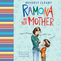 Ramona and Her Mother - Beverly Cleary - audiobook