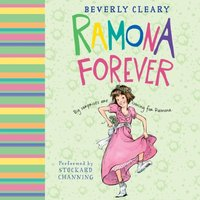 Ramona Forever - Beverly Cleary - audiobook