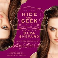 Lying Game #4: Hide and Seek - Sara Shepard - audiobook