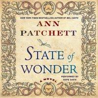 State of Wonder - Ann Patchett - audiobook