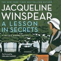 Lesson in Secrets - Jacqueline Winspear - audiobook