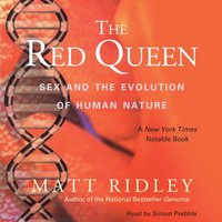 Red Queen - Matt Ridley - audiobook