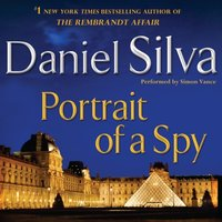 Portrait of a Spy - Daniel Silva - audiobook