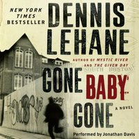 Gone, Baby, Gone - Dennis Lehane - audiobook