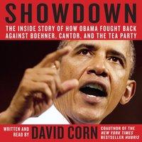 Showdown - David Corn - audiobook