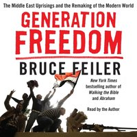 Generation Freedom - Bruce Feiler - audiobook