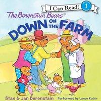 Berenstain Bears Down on the Farm - Jan Berenstain - audiobook