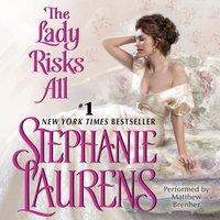 Lady Risks All - Stephanie Laurens - audiobook