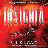 Insignia - S. J. Kincaid - audiobook