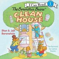 Berenstain Bears Clean House - Jan Berenstain - audiobook