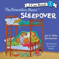 Berenstain Bears' Sleepover - Jan Berenstain - audiobook