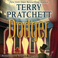 Dodger - Terry Pratchett - audiobook