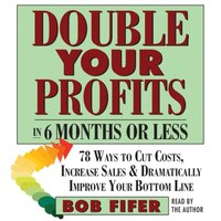 Double Your Profits - Bob Fifer - audiobook